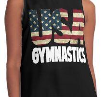 USA Gymnastics Contrast Tank