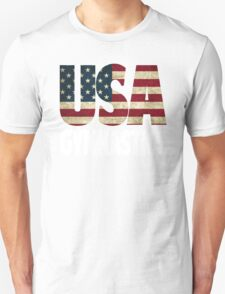 USA Gymnastics Unisex T-Shirt
