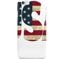 USA Gymnastics iPhone Case/Skin