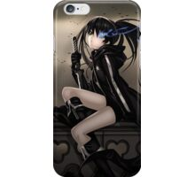 Black Rock Shooter iPhone Case/Skin