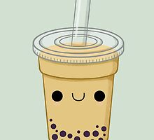 Bubble Tea by happywithtea