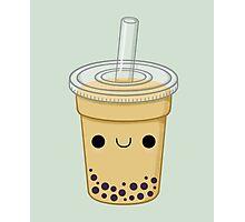 Bubble Tea Photographic Print