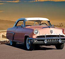 1952 Mercury Monterey 2-Door Hardtop by DaveKoontz