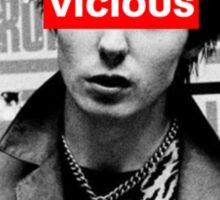 SID VICIOUS (SEX PISTOLS) - OBEY Sticker