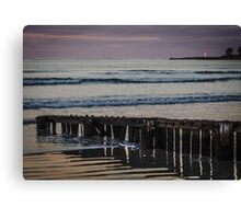 Port Fairy sunset Canvas Print