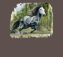 Running Andalusian Horse Unisex T-Shirt