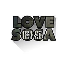 Love Sosa Photographic Print
