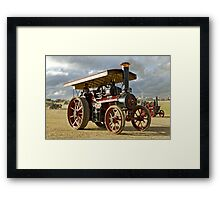 "Burrell General Purpose Engine No.4053 ""The Dreadnought""  Framed Print"