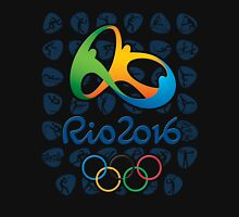 Rio Jeneiro 2016 Olympics Unisex T-Shirt