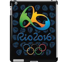 Rio Jeneiro 2016 Olympics iPad Case/Skin