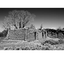 Abandoned Castilla, CO Photographic Print
