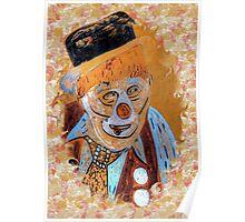 Circus Clown Poster