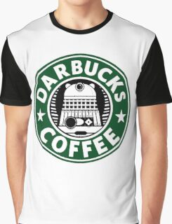 Darbucks Coffee Graphic T-Shirt