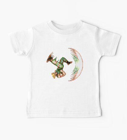 Guile Flash Kick Baby Tee