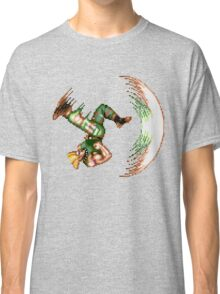 Guile Flash Kick Classic T-Shirt