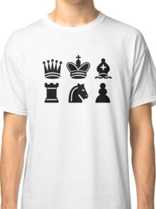 Chess game Classic T-Shirt