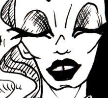 Sharon Needles - Mystic Hand Sticker