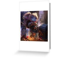 Keeper of the Hammer Greeting Card