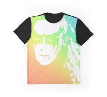 Commander of Rainbows Graphic T-Shirt