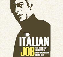 Michael Caine - The Italian Job Hoodie