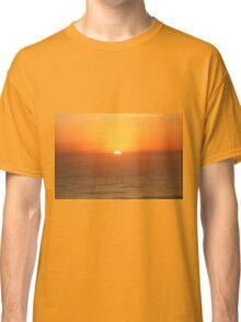 Sunrise in Sheboygan, Wisconsin Classic T-Shirt