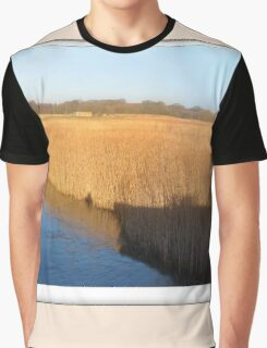 Titchfield Haven, England Graphic T-Shirt