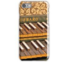 Hubbard Magic iPhone Case/Skin