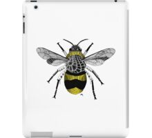 Manchester bee iPad Case/Skin