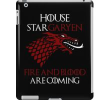 House StarGaryen iPad Case/Skin