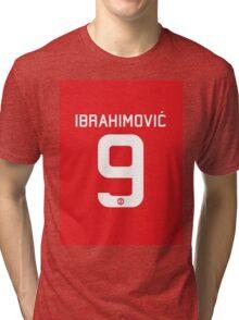 Zlatan Ibrahimovic (Phone Case, T-shirts and more) Tri-blend T-Shirt