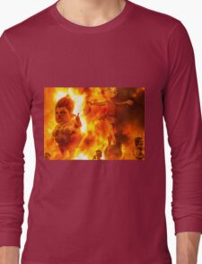 Fallas Valencia Long Sleeve T-Shirt