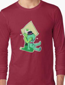 Smol Peridot Long Sleeve T-Shirt