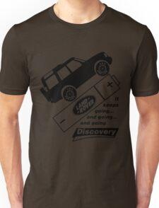 Energiser Battery - Land Rover (Parody) Unisex T-Shirt