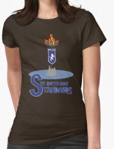We Gotta Have Standard Daggerfall Covernant Womens Fitted T-Shirt