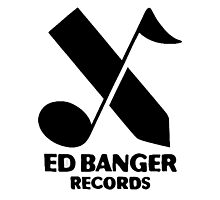 Ed Banger records Photographic Print