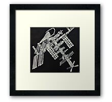ISS International Space Station - Limited Edition Framed Print