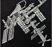 ISS International Space Station - Limited Edition Photographic Print