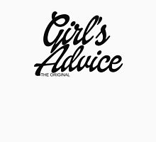 Girl's Advice (Non-profit) Womens Fitted T-Shirt