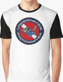 underwater photographer Graphic T-Shirt