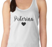 Pole Dancing - Polerina Women's Tank Top
