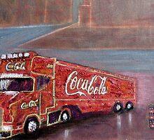 COCACOLA TRUCK by danielgomez