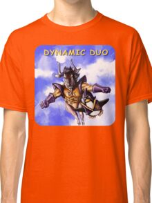 GNU & TUX Dynamic Duo Classic T-Shirt