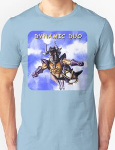 GNU & TUX Dynamic Duo T-Shirt