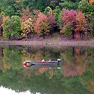 Lake patrol by Valeria Lee