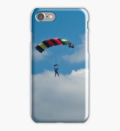 Skydiver iPhone Case/Skin