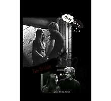 American Horror story- Tate and Violet Photographic Print