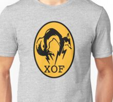 -METAL GEAR SOLID- XOF Unisex T-Shirt