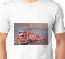 COCACOLA TRUCK Unisex T-Shirt
