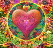 Heart of Flowers by Alixandra Mullins