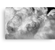 Avalanche ~ of Clouds Canvas Print